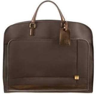Diane von Furstenberg Canvas Garment Bag