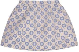 Hucklebones Primrose Jacquard Skirt