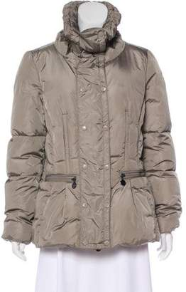 Moncler Snap Down Jacket