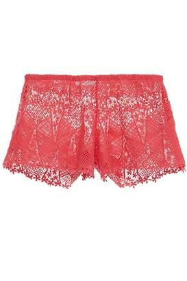 Eberjey Guajira Lace Shorts
