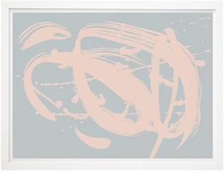 Beach Lane Orbit Framed Print, 60x80cm