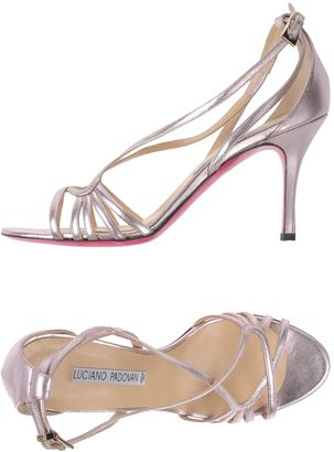 LUCIANO PADOVAN Sandals $258 thestylecure.com