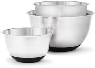 ESSENTIAL NEEDS Three-Piece Mixing Bowl Set