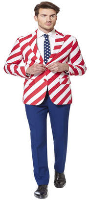 OppoSuits United Stripes Men's Suit