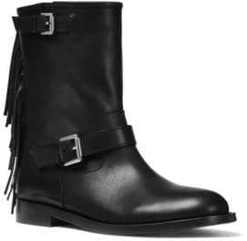 Michael Kors Ingrid Leather Boots