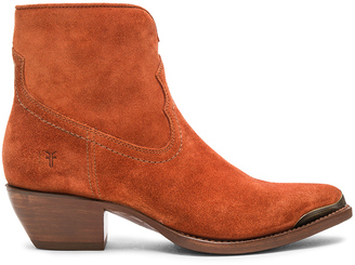 Frye Shane Tip Bootie $348 thestylecure.com