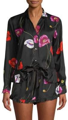 Josie Natori 2-Piece Freestyle Pajama Set