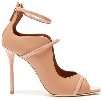 Malone Souliers Mika Leather Pumps - Womens - Nude