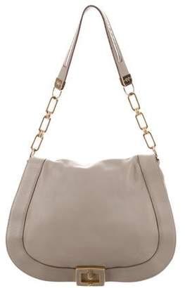 Anya Hindmarch Leather Shoulder Bag