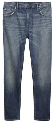 Banana Republic Heritage Trooper Medium Wash Jean
