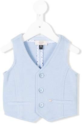 Emporio Armani Kids buttoned waistcoat