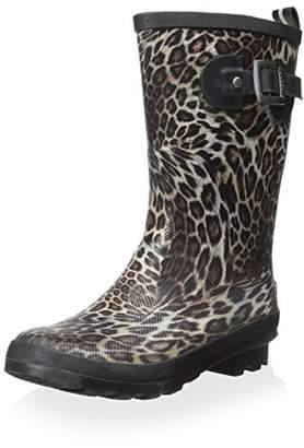 GIOSEPPO Women's Short Rain Boot