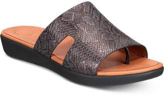 FitFlop H-Bar Slide Sandals Women's Shoes