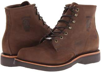 Chippewa American Handcrafted GQ Apache Lacer Boot Men's Work Lace-up Boots
