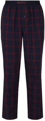 BOSS Check Lounge Trousers