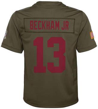 Nike Odell Beckham Jr. New York Giants Salute To Service Jersey, Big Boys