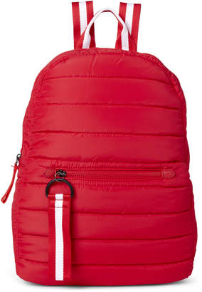 Imoshion Red Quilted Izzy Backpack