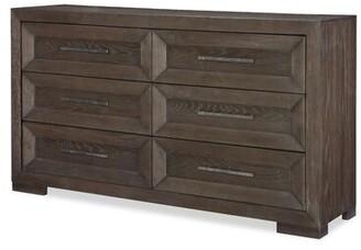 Legacy Classic Furniture 6 Drawer Dresser Legacy Classic Furniture