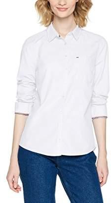 Tommy Hilfiger Tommy Jeans Women's Button Original Oxford Shirt