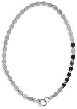 Lana 14K White Gold Nude Chain Bracelet
