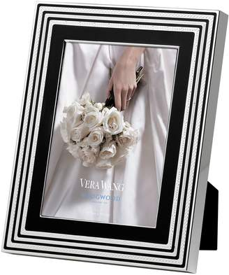 "Wedgwood With Love Noir Photo Frame (5""x7"")"