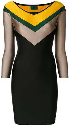 Jean Paul Gaultier Pre-Owned Les Rap'Pieuses' bodycon dress