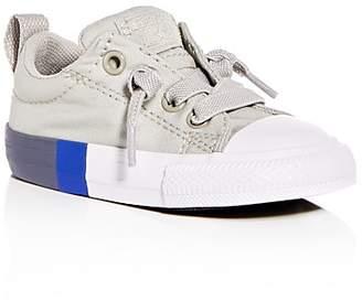 Converse Unisex Chuck Taylor All Star Street Slip-On Sneakers - Walker, Toddler