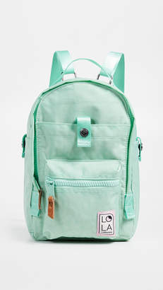 LOLA Cosmetics Utopia Small Backpack