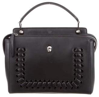Fendi Dotcom Whip Stitch Bag