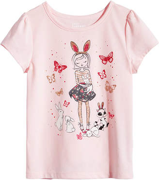 Epic Threads Little Girls Graphic-Print T-Shirt