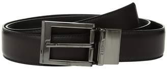 Ermenegildo Zegna Adjustable/Reversible Calfskin Belt ZPJ45Z Men's Belts