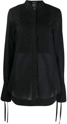 Ann Demeulemeester loose fit dinner shirt