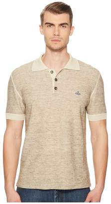 Vivienne Westwood Punto Spring Polo Men's Clothing