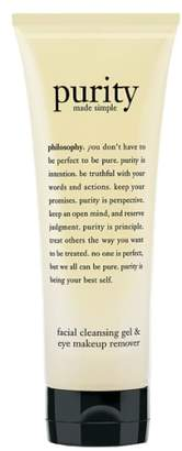 philosophy 'purity Made Simple' Facial Cleansing Gel & Eye Makeup Remover