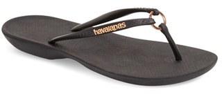 Women's Havaianas 'Ring' Flip Flop $32 thestylecure.com