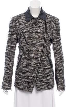 Mcginn Tweed Moto Jacket