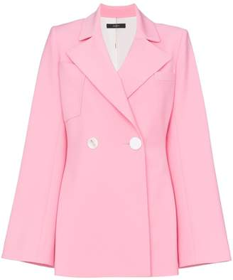 Ellery Calling Card wool blend blazer jacket