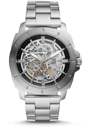 Fossil Privateer Sport Mechanical Stainless Steel Watch