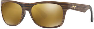 Maui Jim Polarized Kahi Sunglasses, 736