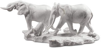 Lladro A Stop Along the Way Figurine