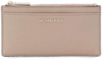 MICHAEL Michael Kors zipped cardholder wallet