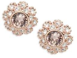 Ted Baker Crystal Daisy Lace Crystal Serra Stud Earrings