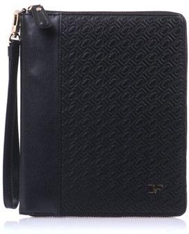 Diane von Furstenberg Quilted leather iPad® mini case