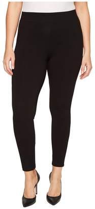 Hue Plus Size Temp Control Cotton Leggings Women's Casual Pants