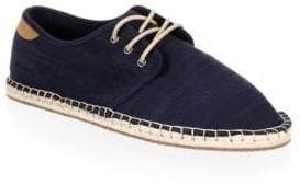 Toms Diego Lace-Up Espadrilles