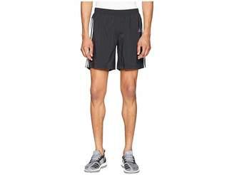 adidas 3-Stripes 7 Run Shorts