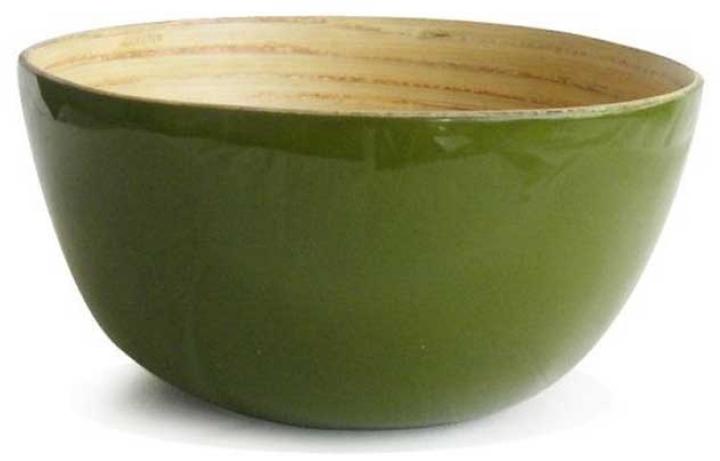 Bo Bowl Green - Glossy SM