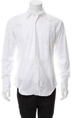 Thom Browne French Cuff Button-Up Shirt