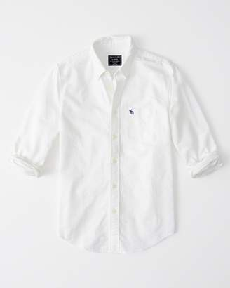Abercrombie & Fitch Icon Oxford Shirt