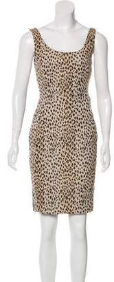 Diane von Furstenberg Arianna Sheath Dress w/ Tags
